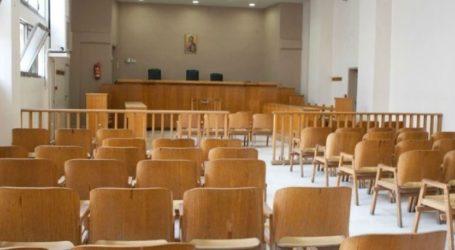 «Ζητούμε την αναστολή λειτουργίας των δικαστηρίων»