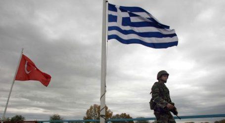 Τουρκικά πυρά πάνω από ελληνικό στρατιωτικό όχημα στον Έβρο