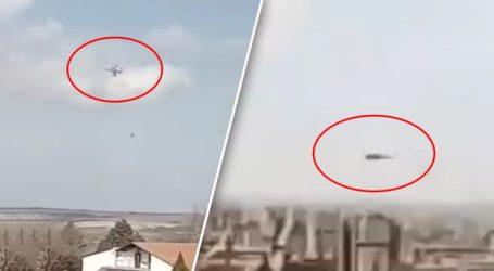 ντοκουμέντο με την προκλητική πτήση των τουρκικών F-16 πάνω από τον Έβρο