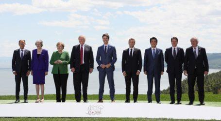 Μέσω τηλεδιάσκεψης θα γίνει η σύνοδος των ΥΠΕΞ της G7