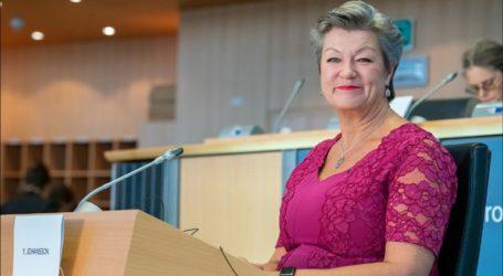 Σύσκεψη για τα ασυνόδευτα ανήλικα θα έχει η Ίλβα Γιόχανσον την Πέμπτη στο υπουργείο Μετανάστευσης και Ασύλου