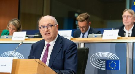 Ματαιώθηκε το ταξίδι του Επιτρόπου Εμπορίου της Ε.Ε. σε ΗΠΑ και Καναδά