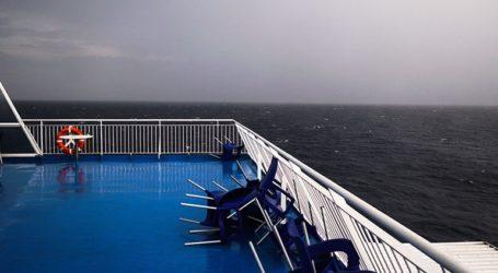 Ύποπτο κρούσμα σε πλοίο στο λιμάνι της Λήμνου