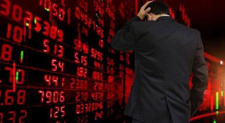 Η μεγαλύτερη ημερήσια πτώση στην ιστορία των ευρωπαϊκών χρηματιστηρίων