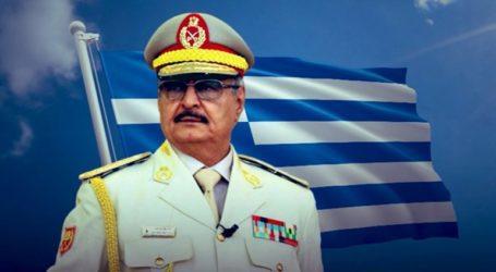 Μήνυμα Χαφτάρ στους «γενναίους Έλληνες στρατιώτες» και τον «ανόητο σουλτάνο»