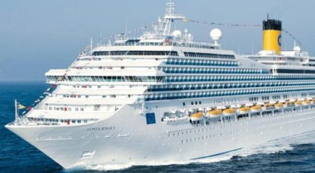 Δύο κρούσματα κορωνοϊού πάνω στο κρουαζιερόπλοιο «Costa Magica»