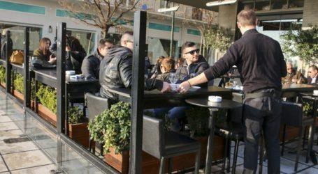 Ο συνωστισμός στις καφετέριες είναι απαράδεκτος, θα γίνουμε Ιταλία