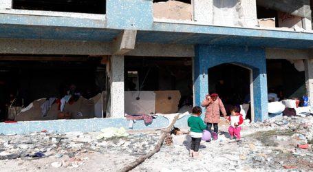 Ο πόλεμος στη Συρία έχει στοιχίσει τη ζωή σε 384.000 ανθρώπους σε διάστημα 9 ετών