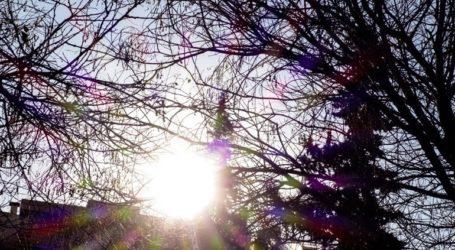 Στην Αττική σήμερα οι υψηλότερες θερμοκρασίες της χώρας, αλλά σημαντική πτώση από αύριο