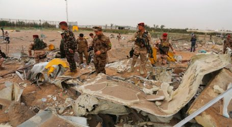 Τρεις Αμερικανοί στρατιώτες τραυματίστηκαν σε επίθεση με ρουκέτες