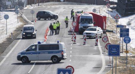 Η Γερμανία κλείνει τα σύνορά της με Γαλλία, Αυστρία, Ελβετία, Δανία και Λουξεμβούργο