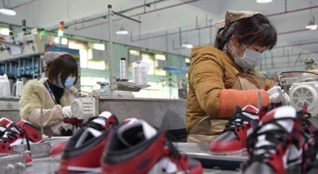 Συρρίκνωση της βιομηχανικής παραγωγής στην Κίνα για πρώτη φορά από το 1990