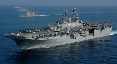 Πρώτο κρούσμα στο Πολεμικό Ναυτικό των ΗΠΑ