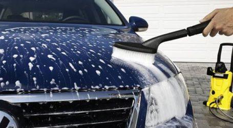 Να σταματήσει το πλύσιμο των αυτοκινήτων στα πρατήρια