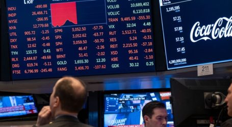 Άνοιγμα με πτώση 2.250 μονάδων για τον Dow