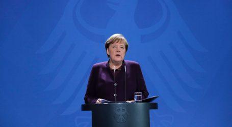 Αυστηρότερα μέτρα για την αντιμετώπιση του κορωνοϊού ανακοίνωσε η Μέρκελ