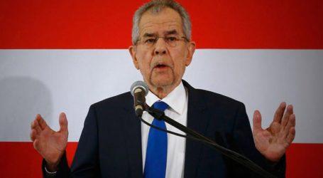 Ο αυστριακός πρόεδρος ευχαριστεί όσους τήρησαν τα μέτρα για περιορισμό του κορωνοϊού