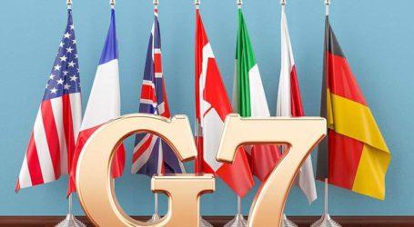 Οι G7 δεσμεύονται «να κάνουν ό,τι είναι αναγκαίο για την καταπολέμηση του κορωνοϊού»