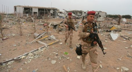 Νέα επίθεση με ρουκέτες εναντίον βάσης όπου σταθμεύουν ξένα στρατεύματα