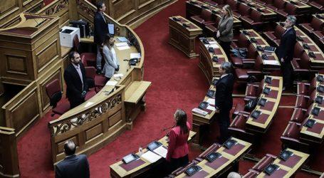 Mέτρα της Βουλής στις συνεδριάσεις