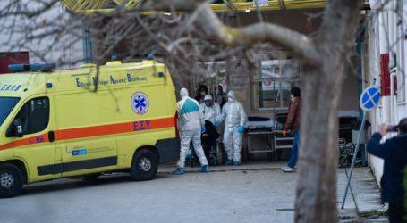 Πρώτη διακομιδή ύποπτου περιστατικού για κορωνοϊό από τη Δαμασκηνιά μετά την καραντίνα