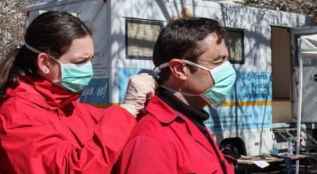 Έναρξη λειτουργίας σταθμού για αιμοδοσία εκτός νοσοκομείου