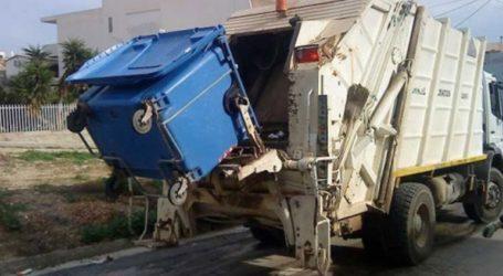 Έκτακτα μέτρα από τη Διεύθυνση Καθαριότητας του Δήμου Χανίων