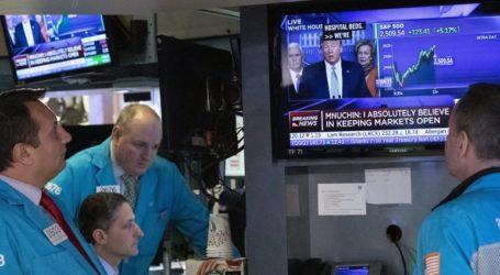 Ισχυρή άνοδος μετά τα μέτρα Λευκού Οίκου και Fed