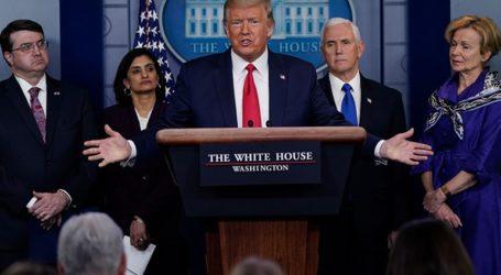Ο Τραμπ ενεργοποιεί νόμο του 1950 για την αντιμετώπιση του κορωνοϊού