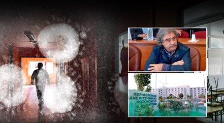 Παραμένει στο νεκροτομείο του Ρίου η σορός του πρώτου νεκρού από κορωνοϊό