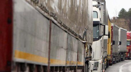 Επιστροφή των 13 οδηγών που είχαν εγκλωβιστεί στα σύνορα Ιράκ