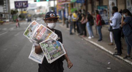 Κορωνοϊός: Πρώτος θάνατος στο Περού