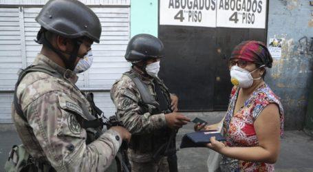 Κορωνοϊός: Τρεις οι θάνατοι στο Περού