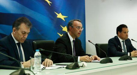Από λεπτό σε λεπτό οι ανακοινώσεις για την 3η δέσμη οικονομικών μέτρων για τον κορωνοϊό