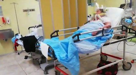 Τραγική η κατάσταση στο νοσοκομείο του Μπέργκαμο
