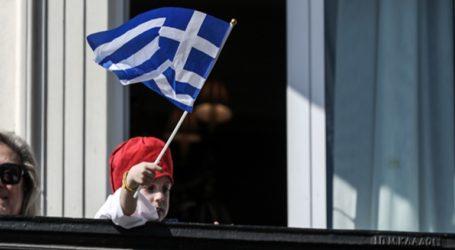 Με σημαίες παντού και χωρίς παρελάσεις η 25η Μαρτίου-Η εγκύκλιος του υπ. Εσωτερικών