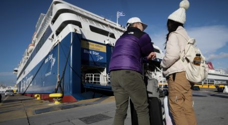 Μόνο οι μόνιμοι κάτοικοι θα ταξιδεύουν στα νησιά και με επίδειξη του Ε1