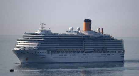 Βρέθηκαν 36 κρούσματα κορωνοϊού σε κρουαζιερόπλοιο με προορισμό την Ιταλία