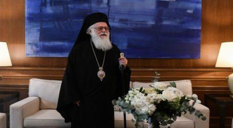 «Αντίσταση στην πανδημία» συνιστά ο Αρχιεπίσκοπος Τιράνων, Δυρραχίου και πάσης Αλβανίας Αναστάσιος