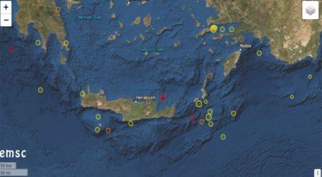 Σεισμός 3,9 Ρίχτερ στη Σητεία