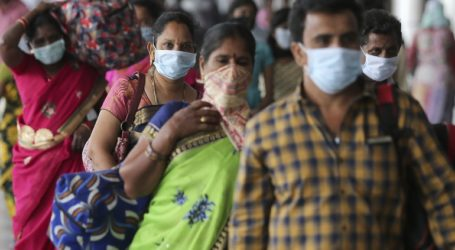 Aπαγόρευση κυκλοφορίας για 14 ώρες στην Ινδία