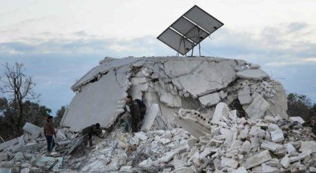 Νεκροί 15 άμαχοι σε σε δύο αεροπορικές επιδρομές