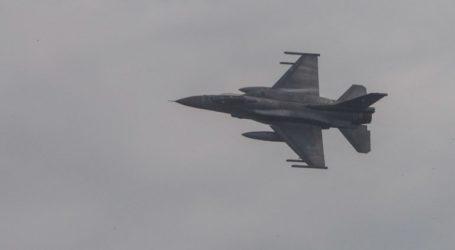 Ζεύγος τουρκικών F-16 πέταξε πάνω από τη Χίο