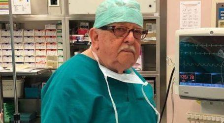 Ιατρός 85 ετών έτοιμος να συνεισφέρει στη μάχη με τον κορωνοϊό