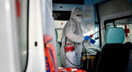 Στα 249 ανήλθαν τα κρούσματα κορωνοϊού στη Σερβία