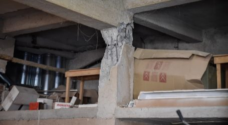 Σε κατάσταση έκτακτης ανάγκης περιοχές της Ηπείρου λόγω του ισχυρού σεισμού