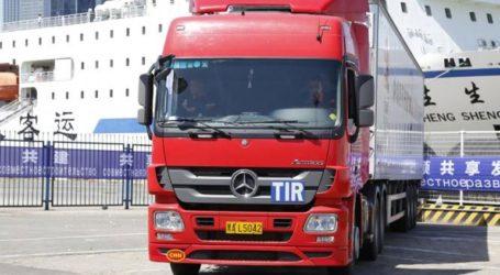 Να περνούν γρηγορότερα από τα σύνορα τα οχήματα που μεταφέρουν εμπορεύματα