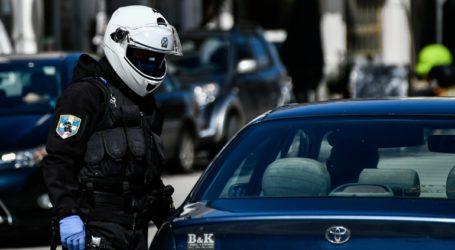 Πρόστιμα σε 164 πολίτες που παραβίασαν την απαγόρευση κυκλοφορίας