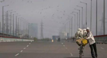 Απαγόρευση κυκλοφορίας για 1,3 δισ. Ινδούς