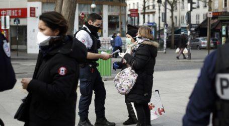 Ξεπέρασαν τους 1.000 οι νεκροί από κορωνοϊό στη Γαλλία